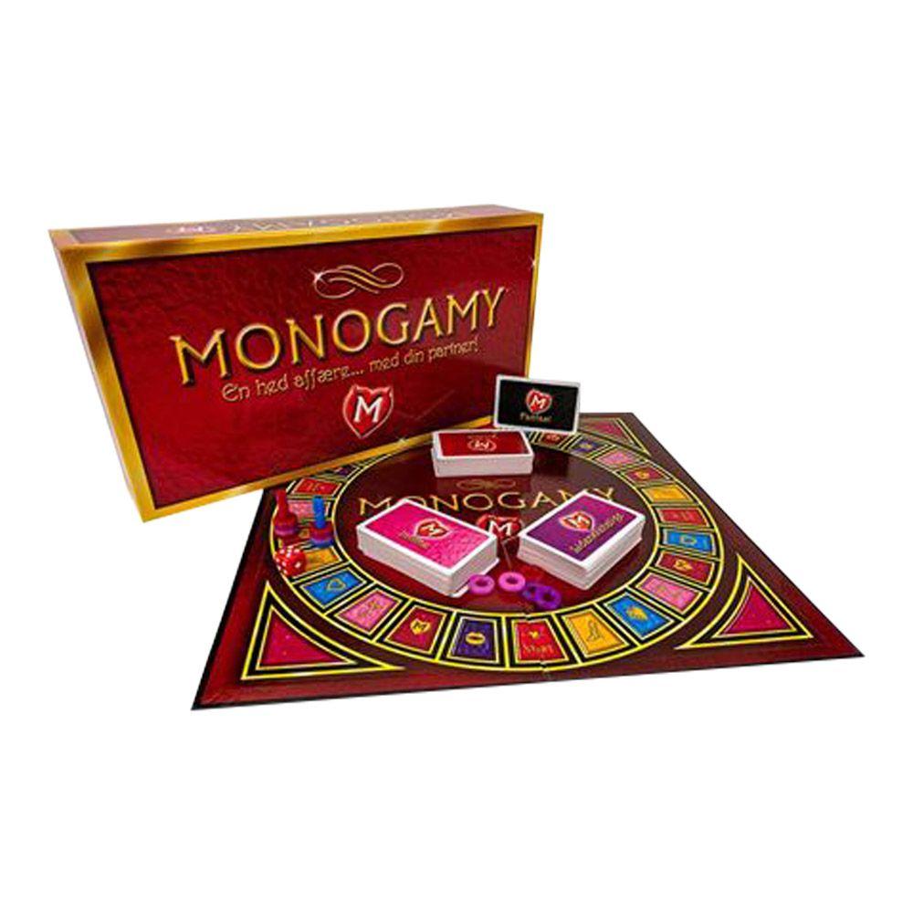 Køb Monogamy  –  Erotisk brætspil på dansk