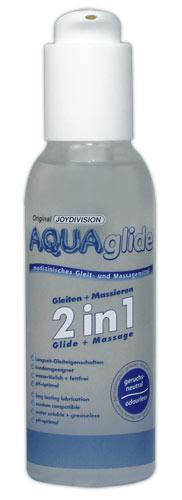 Image of   AQUAglide 2 in 1 Glidecreme 125 ml