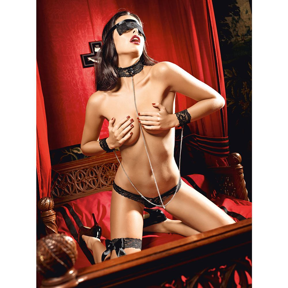 Image of   Baci - Kærligheds slave-S/M
