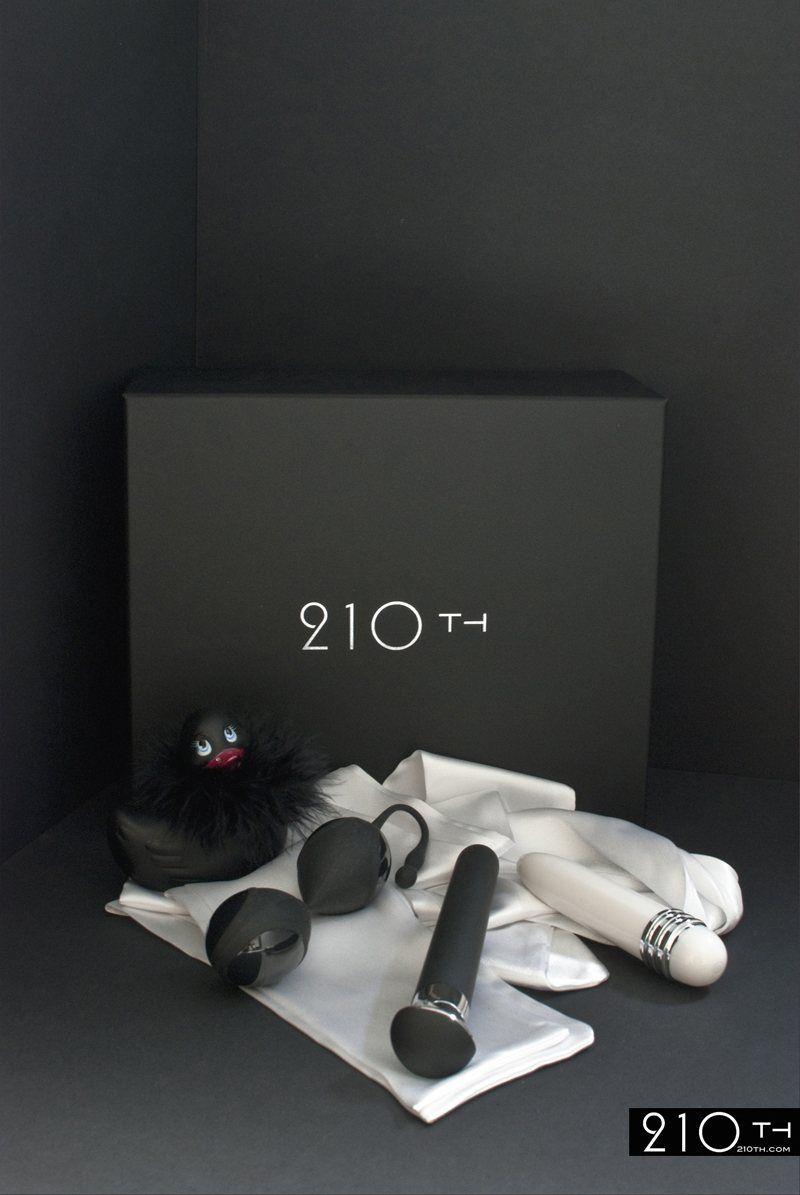 Image of 210th - Erotic Box Ladies