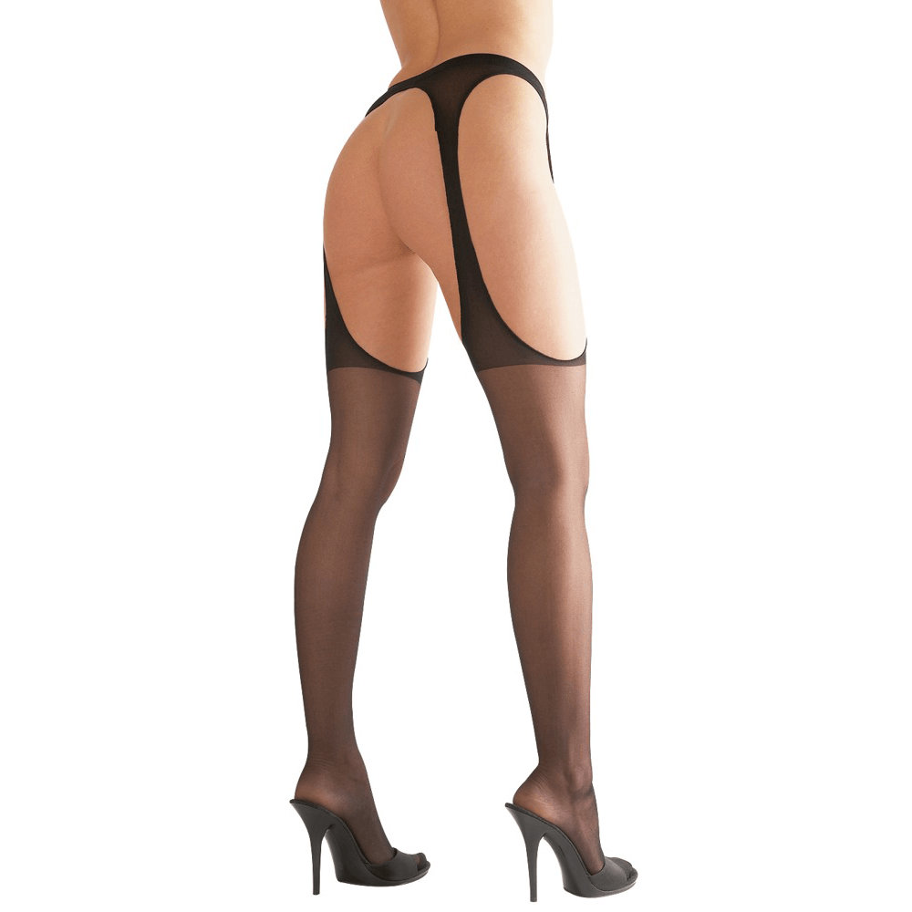 Image of   Cottelli Collection - Sexy Tights L/XL