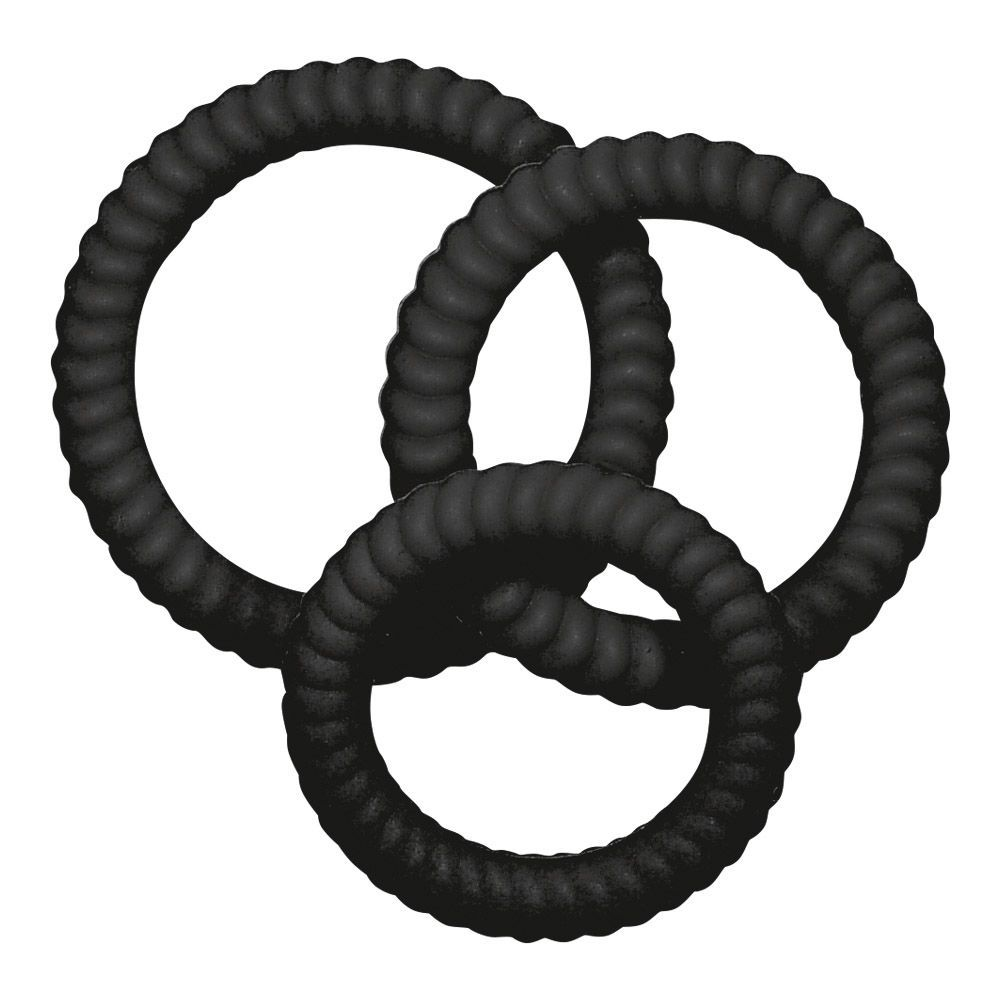 Image of   Lust Cock Rings