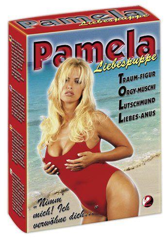 """Image of   """"Pamela"""" Elskovsdukke"""