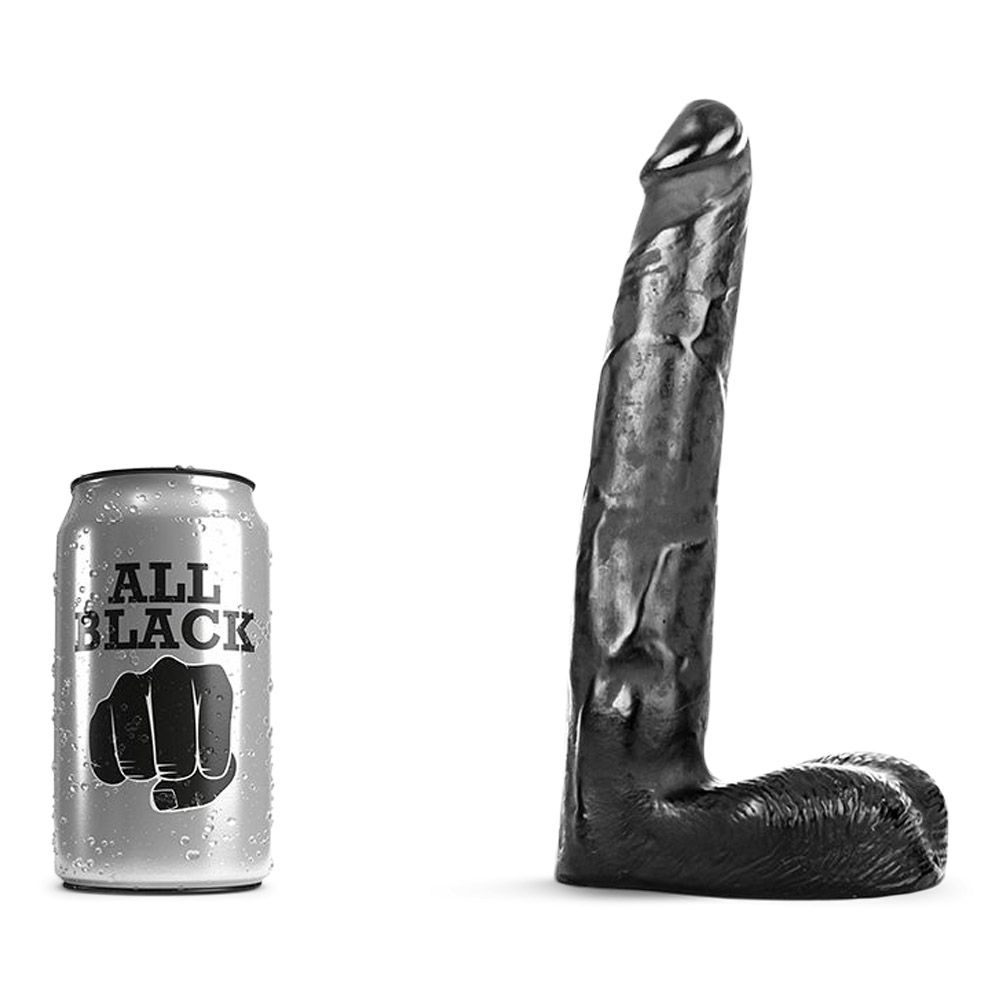 Image of   All Black 4 - anal dildo