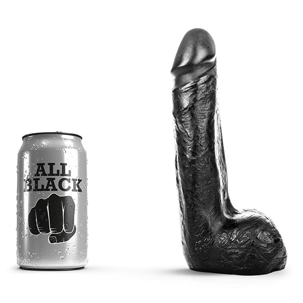 Image of All Black 5 - anal dildo