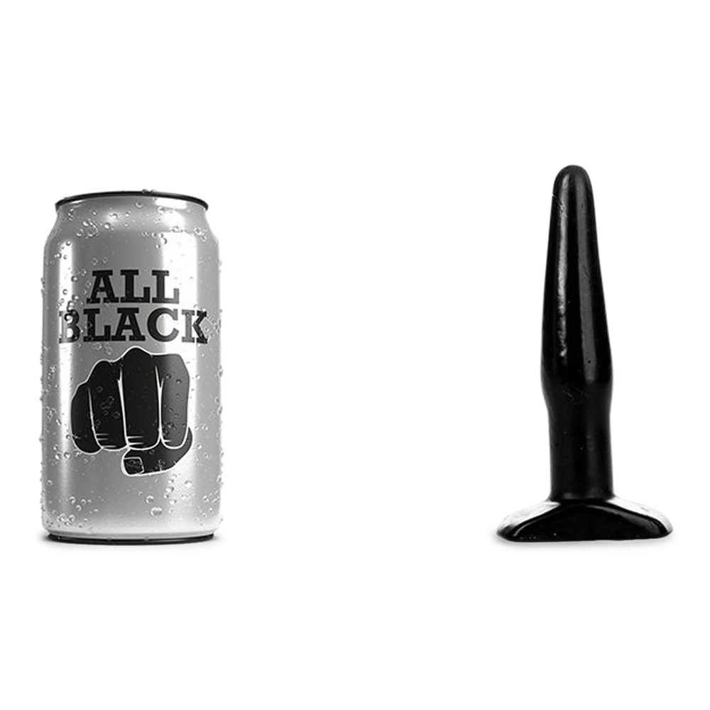 Image of All Black # 28 Lille Butt Plug