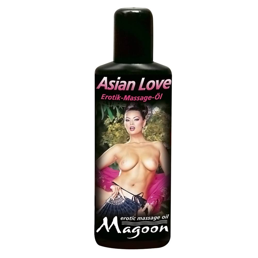 Image of   Magoon Erotik Massageolie - Asian Love