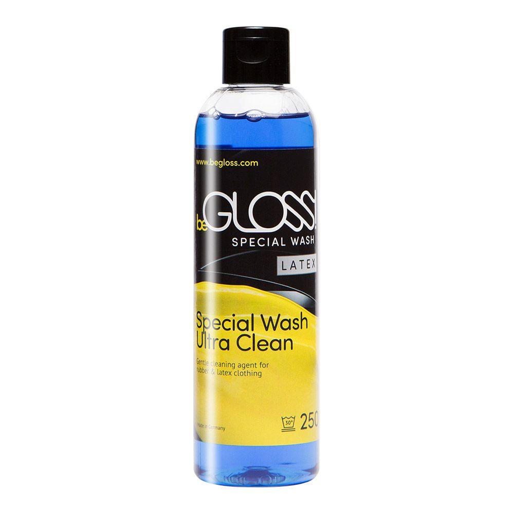 Køb beGLOSS Special Wash LATEX  –  Til rengøring af gummi og latex