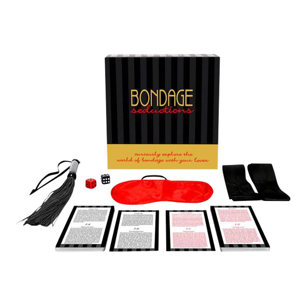 Image of   Kheper Games Bondage Seductions - Spil