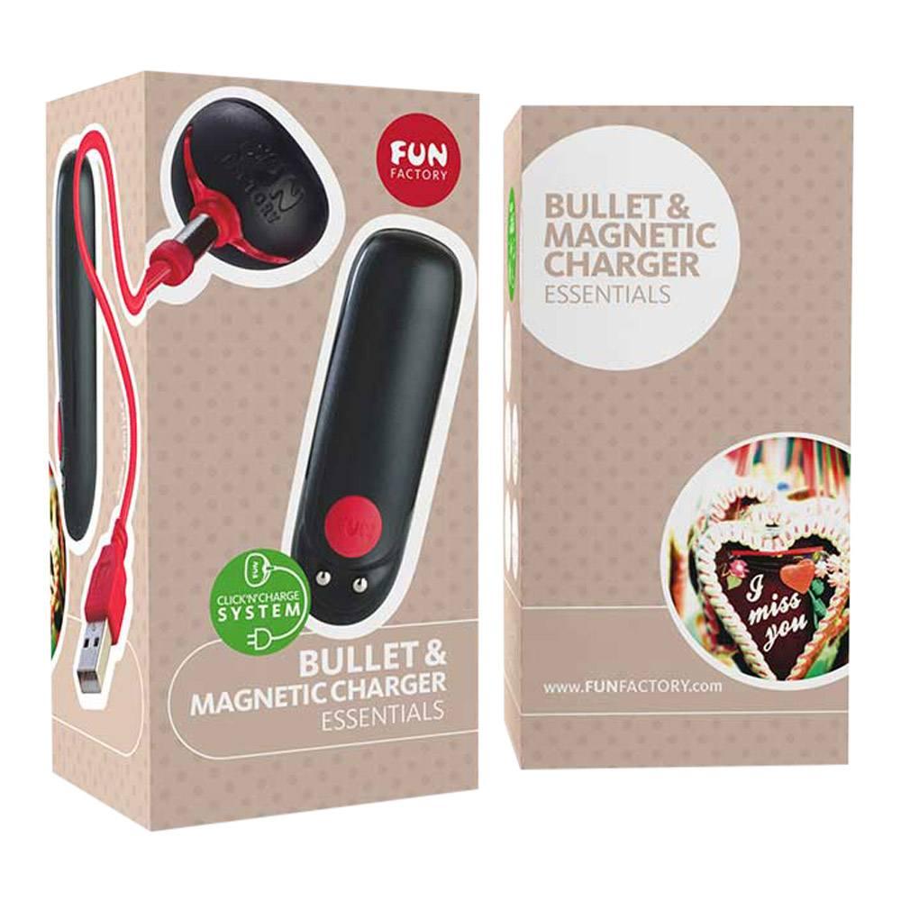 Køb Fun Factory Massage Bullet – Klitorisvibrator