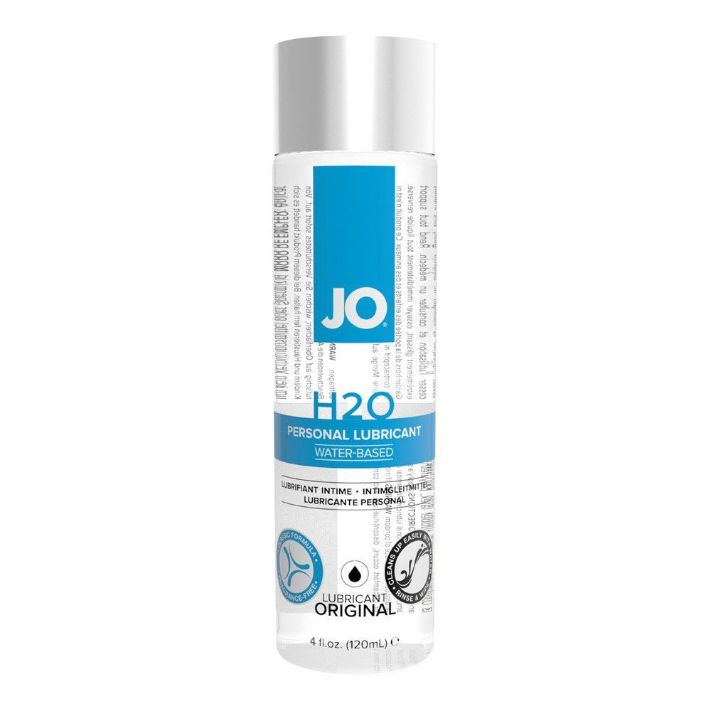 Image of   SYSTEM JO H2O VATTENBASERAT GLIDMEDEL - 240 ml