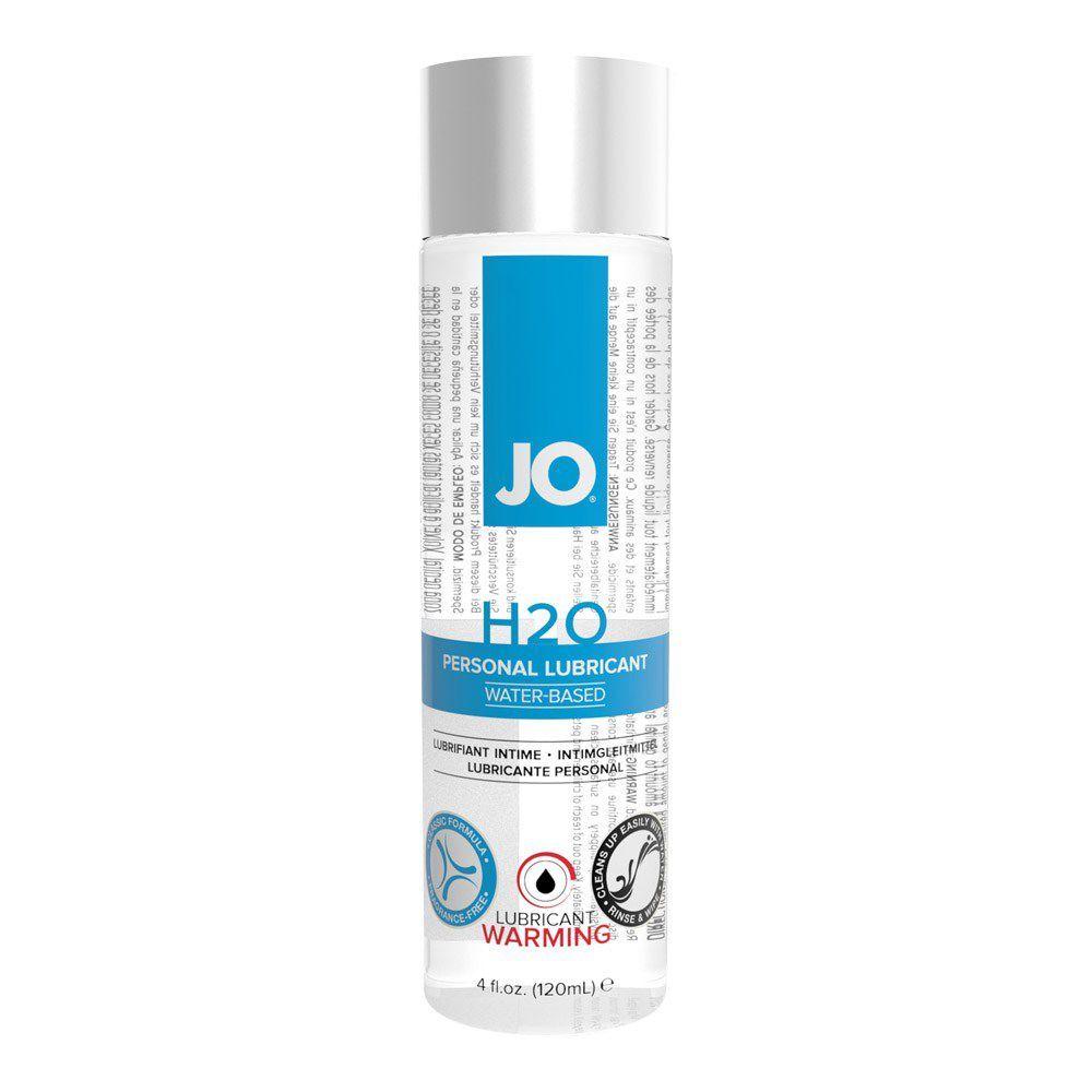 Image of   SYSTEM JO H2O WARMING VANDBASERET GLIDECREME- 135 ml