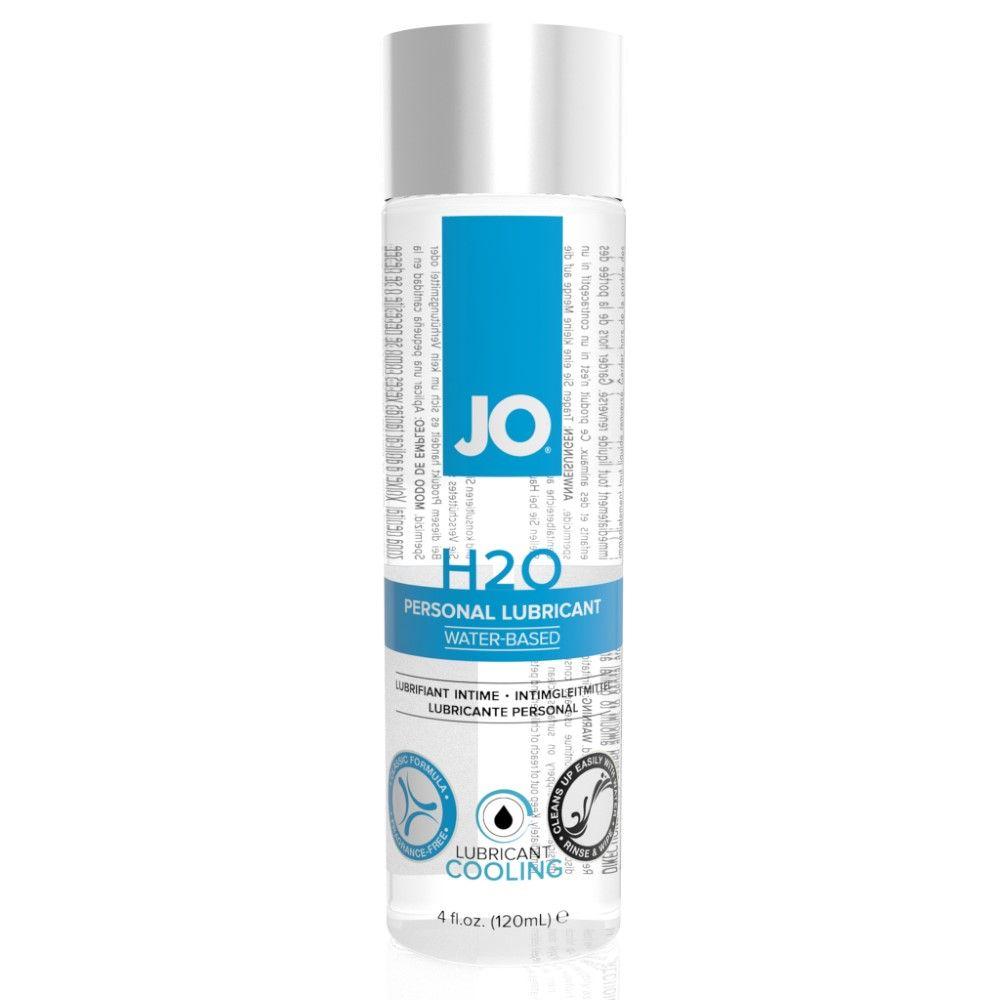 Billede af SYSTEM JO H2O COOL  -  VATTENBASERAT GLIDMEDEL - 135 ml