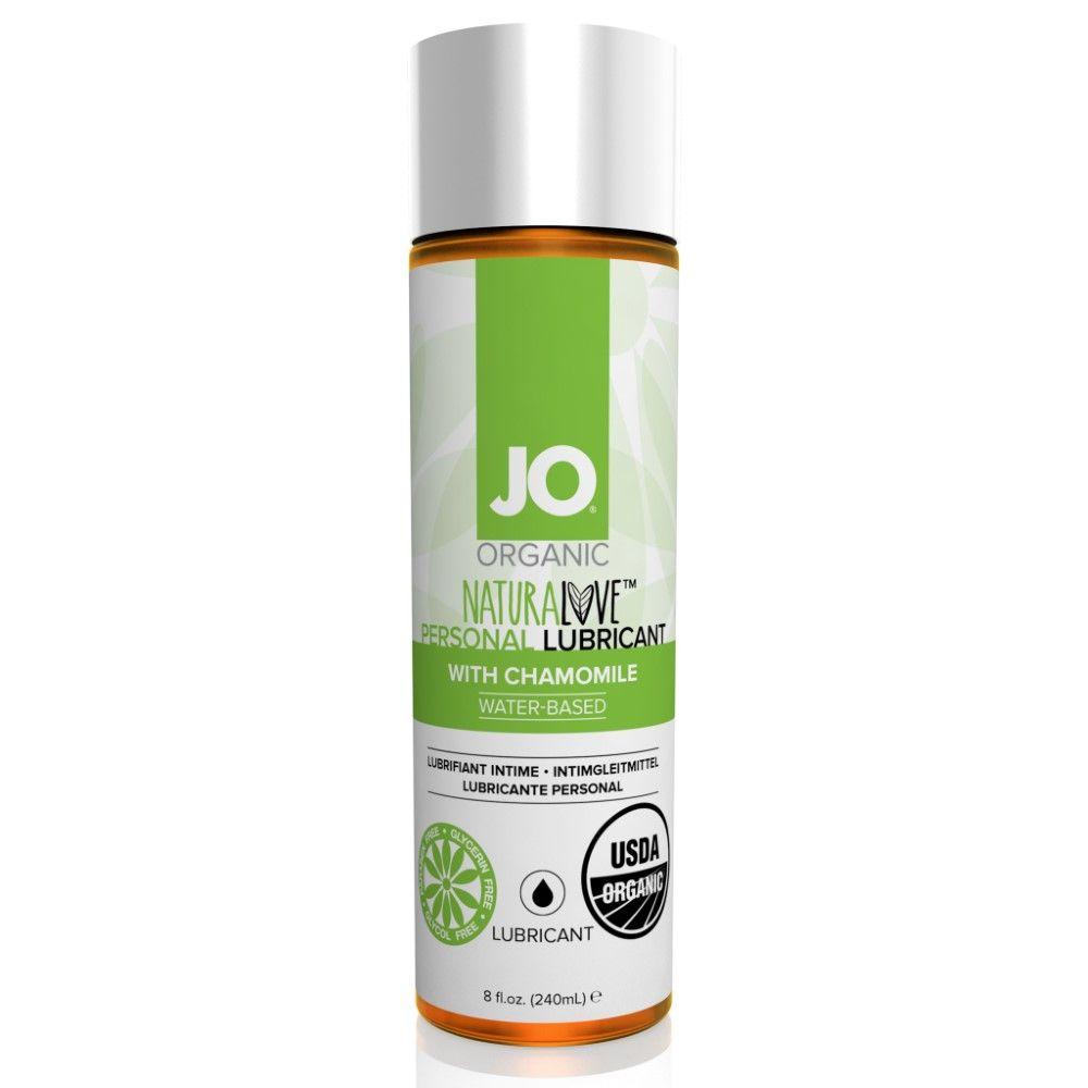 Billede af System Jo Certified Organic Lubricant Økologisk Glidecreme