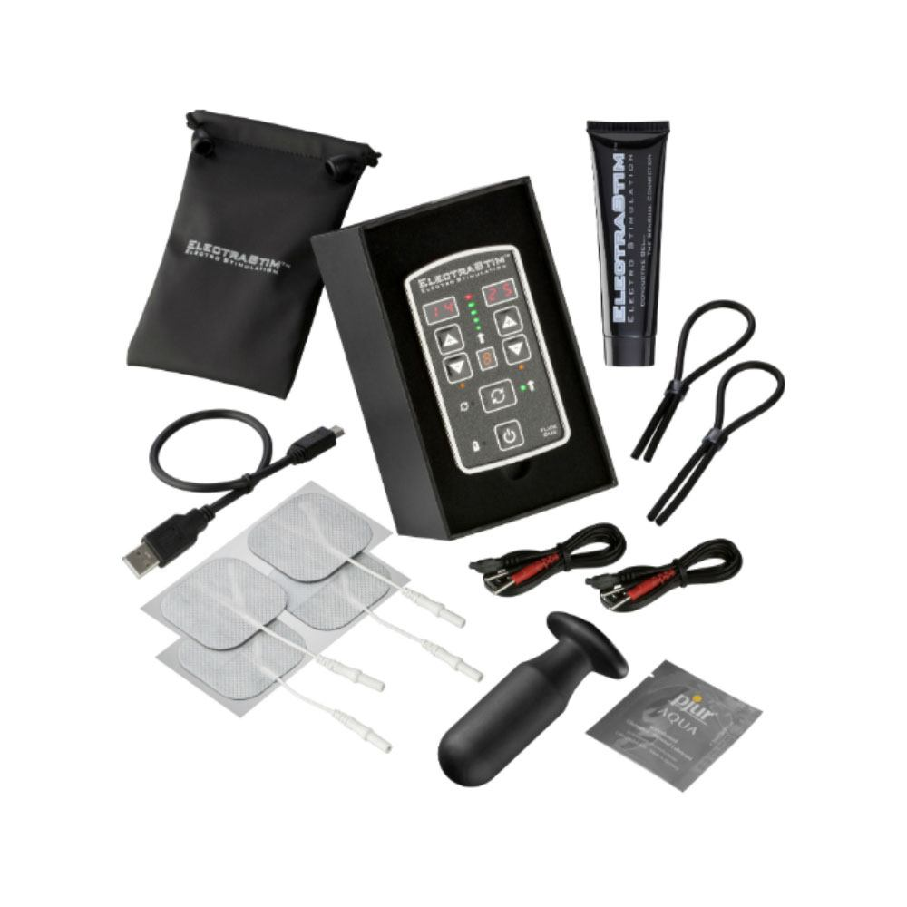 ElectraStim Flick Duo EM80-E Stimulation Pack