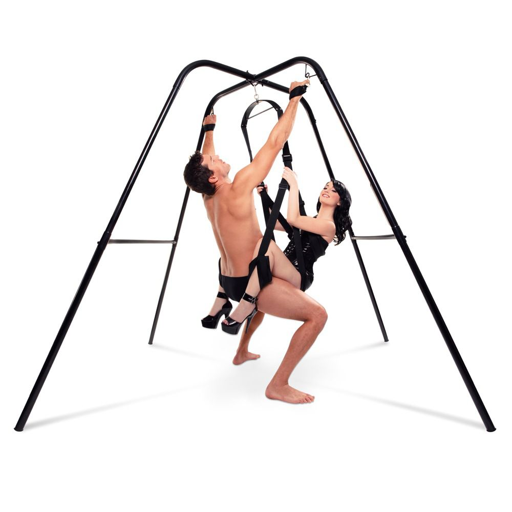 Image of   Fetish Fantasy Swing Stand - Stativ til sexgynge