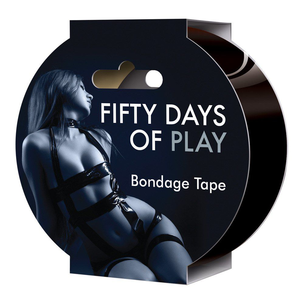 Image of   Fifty Days Of Play Bondage-Tape
