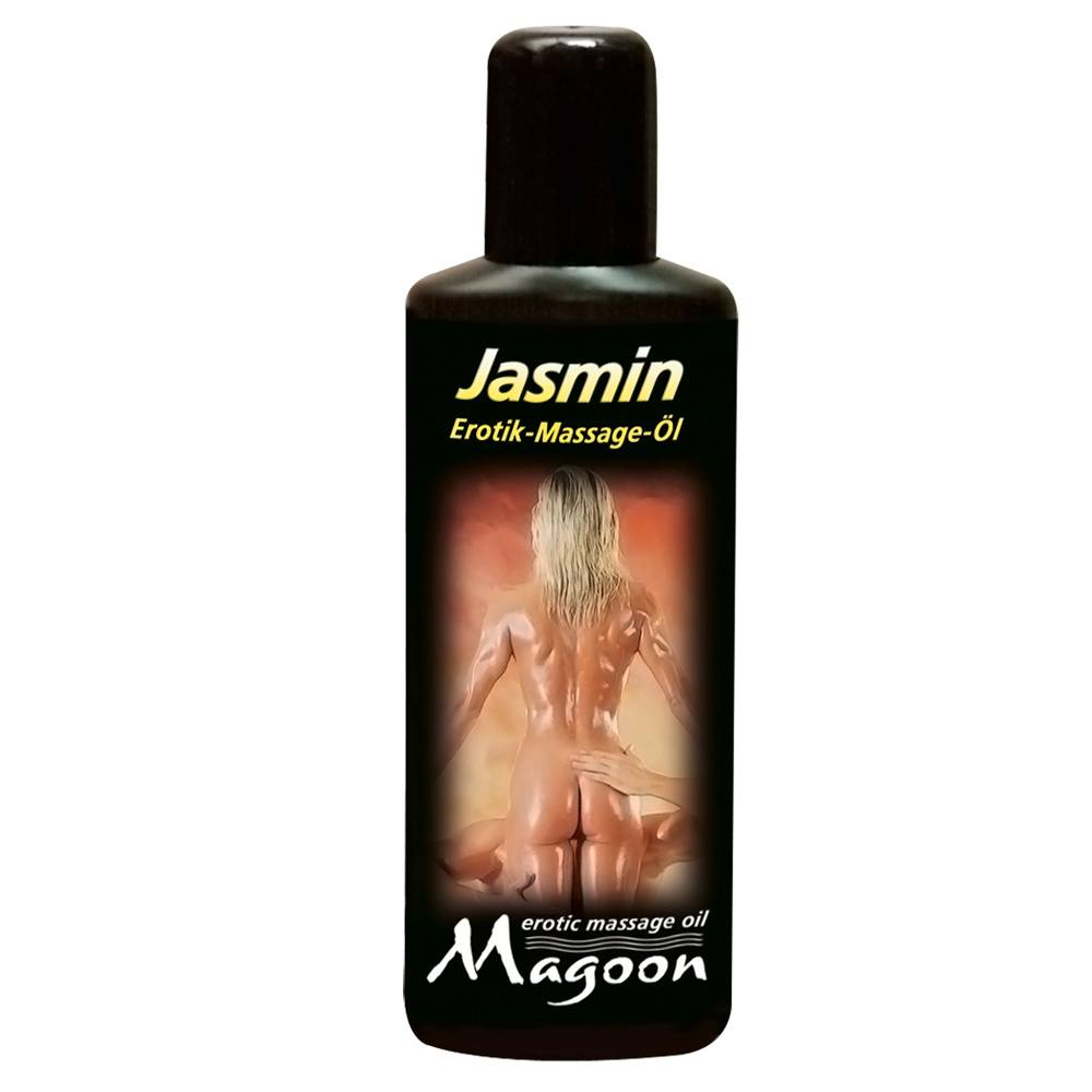 Image of   Magoon Erotik Massageolie - Jasmin