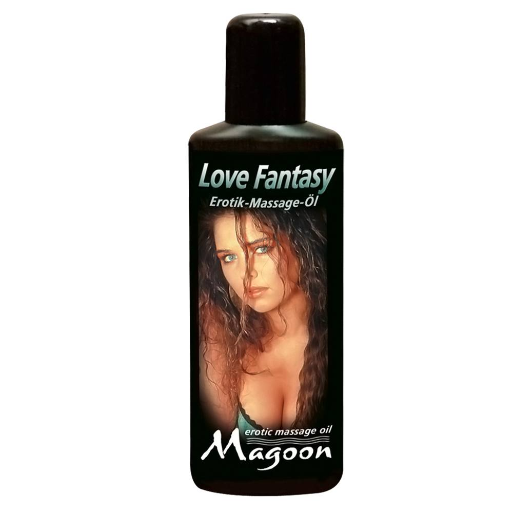 Image of   Magoon Erotik Massageolie - Love Fantasy