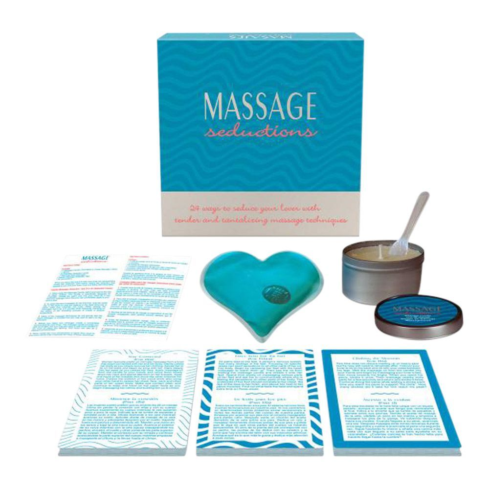Image of   Kheper Games Massage Seductions - Spil