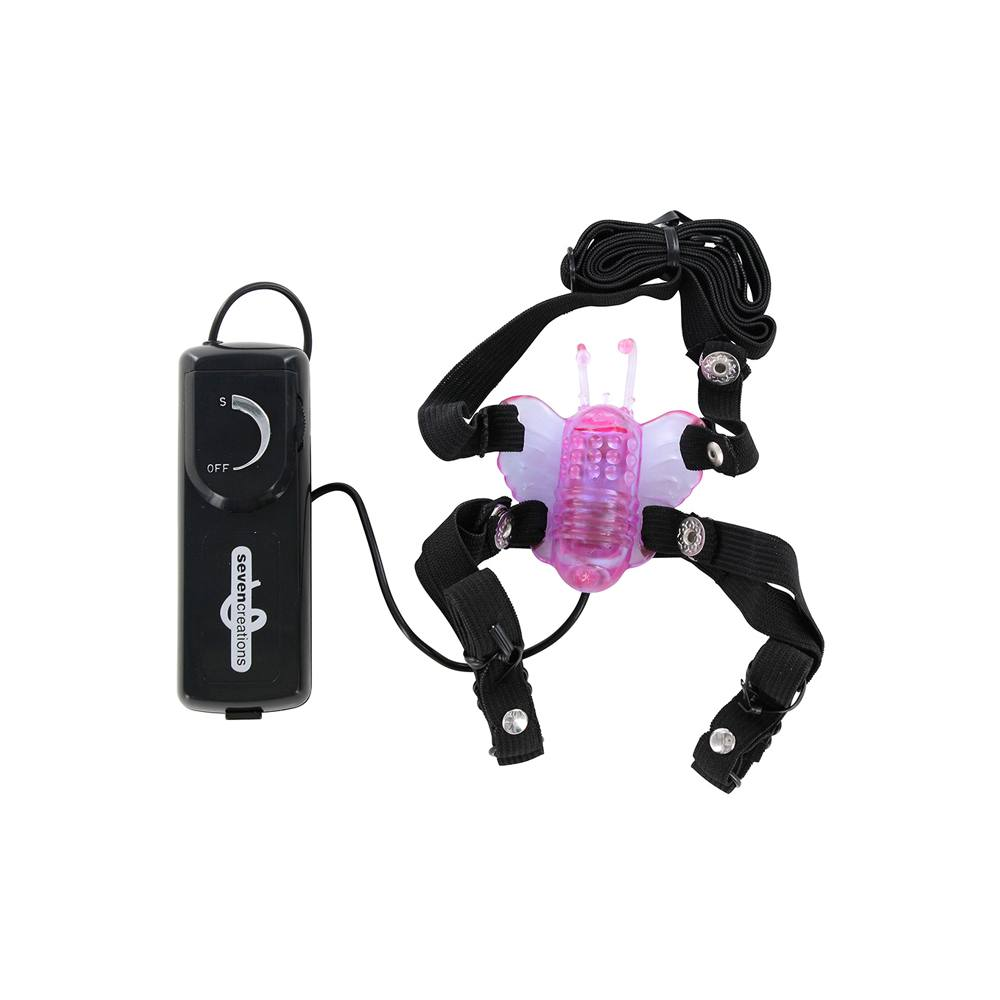 Image of   Micro Butterfly Butterfly Vibrator