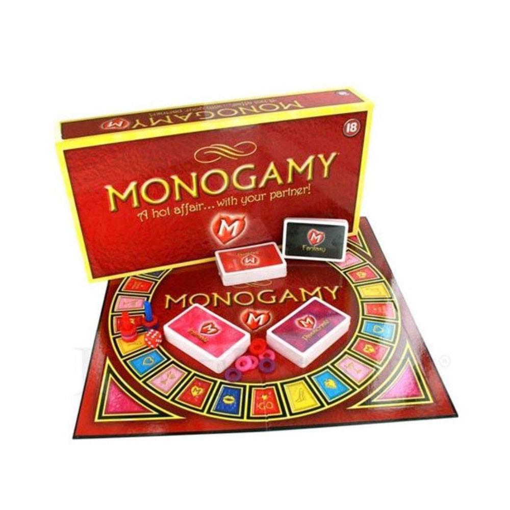 Monogamy Erotisk Brætspil - Award Vinder