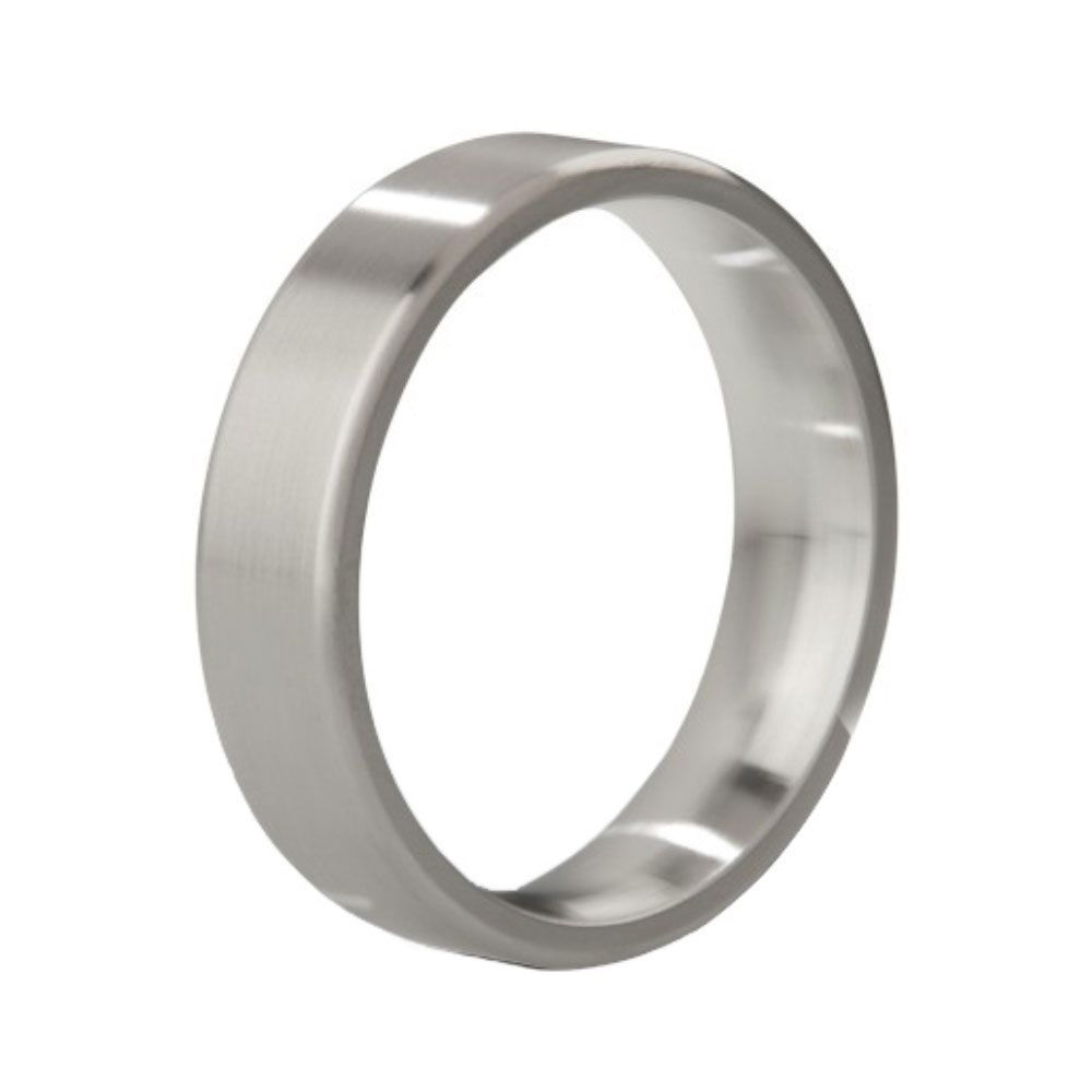 Image of   Mystim his Ringness Duke Brushed-55 mm