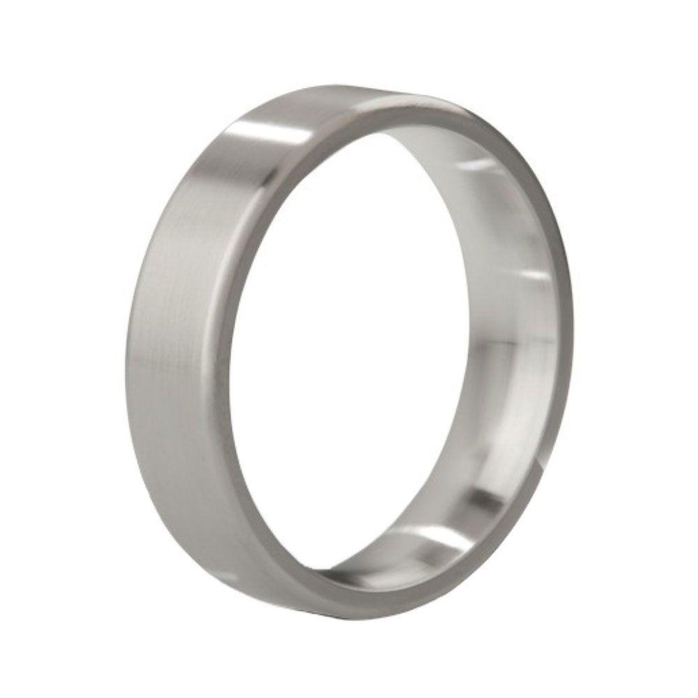 Image of   Mystim his Ringness Duke Brushed-51 mm