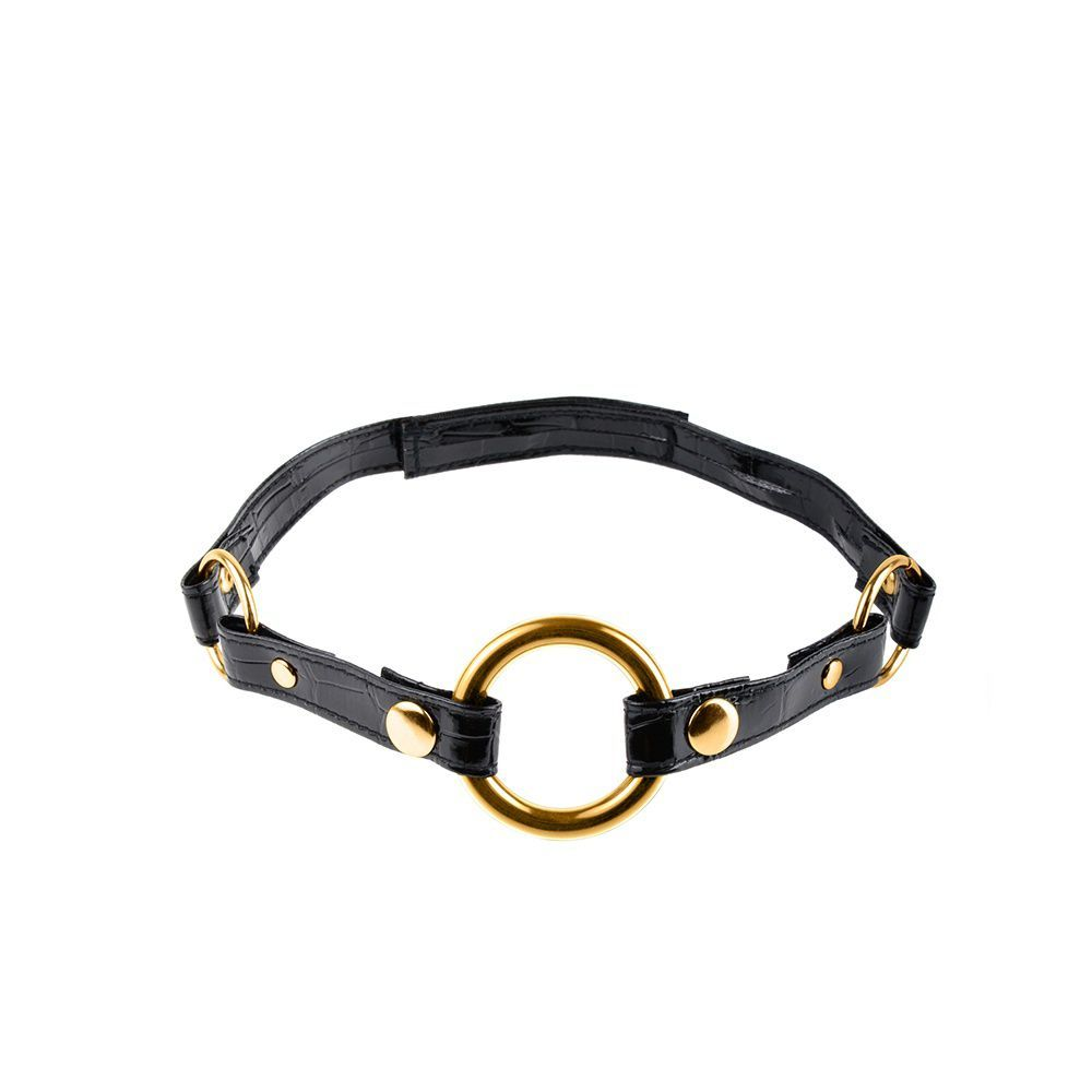 Image of   Fetish Fantasy Gold O-Ring Gag