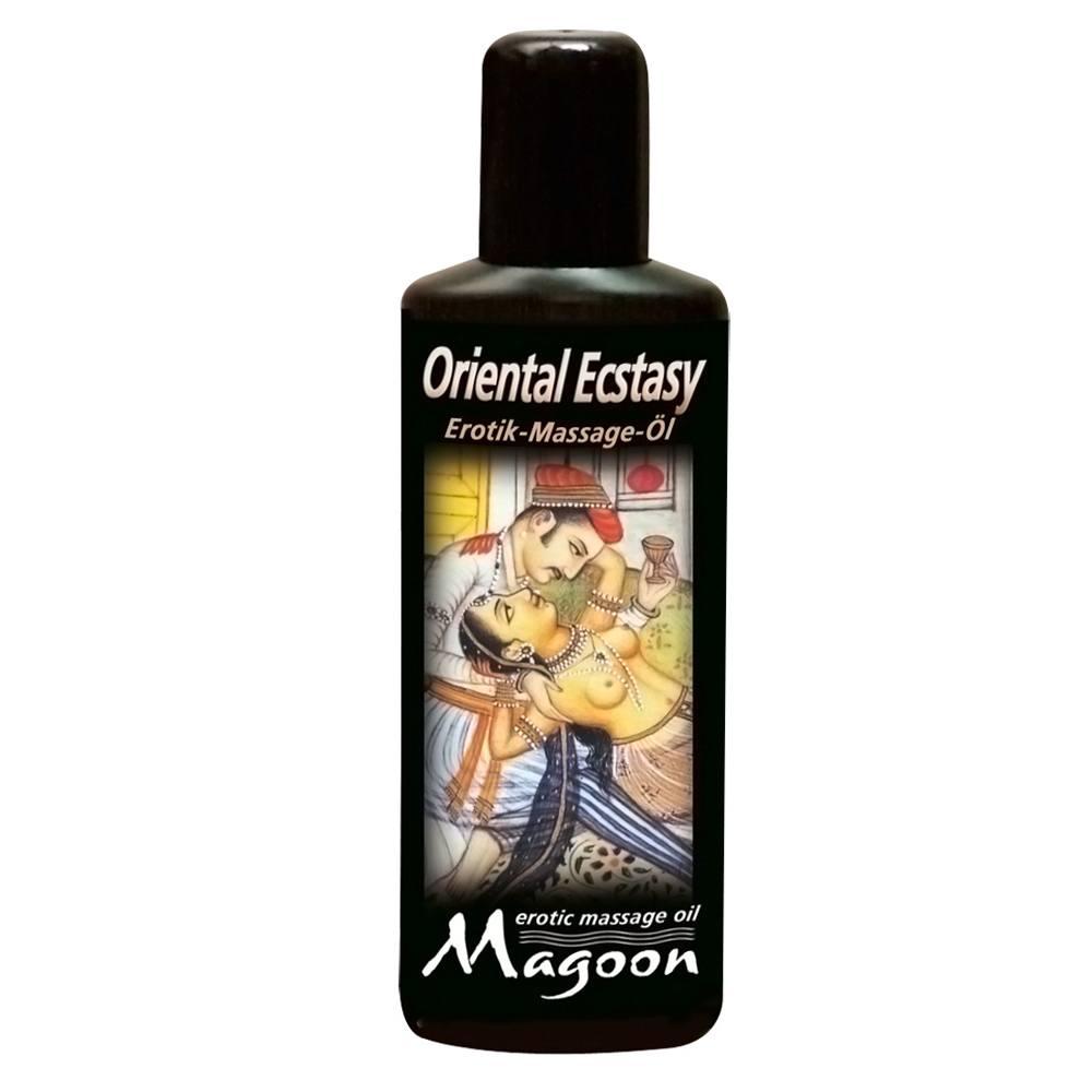 Image of   Magoon Erotik Massageolie - Oriental Ecstasy
