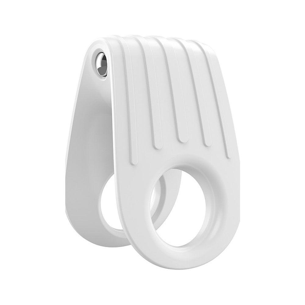 Image of   Ovo B12 Vibrating Ring-Hvid