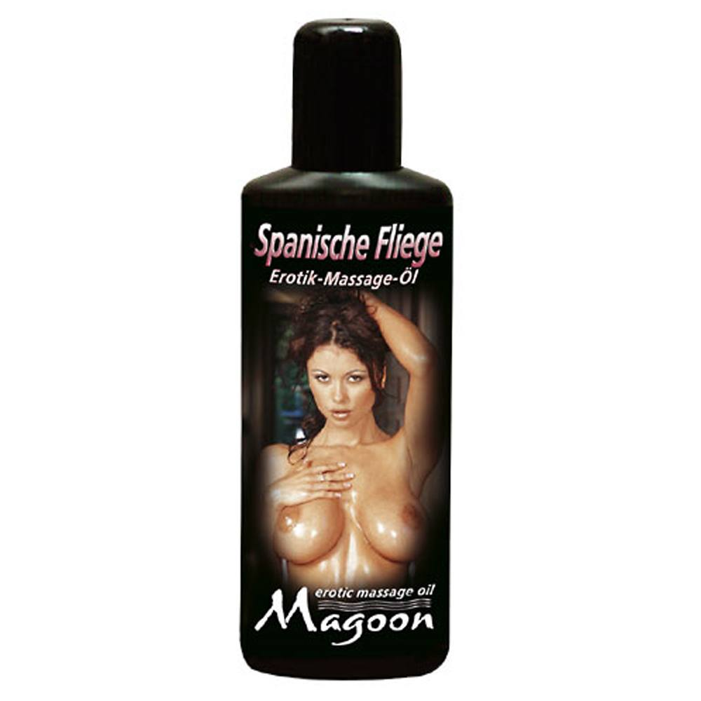 Image of   Magoon Erotik Massageolie - Spanish Fly