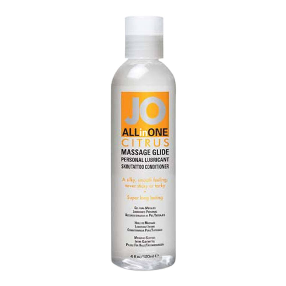 Image of   SYSTEM JO ALL-IN-ONE MASSAGEGEL - Citrus