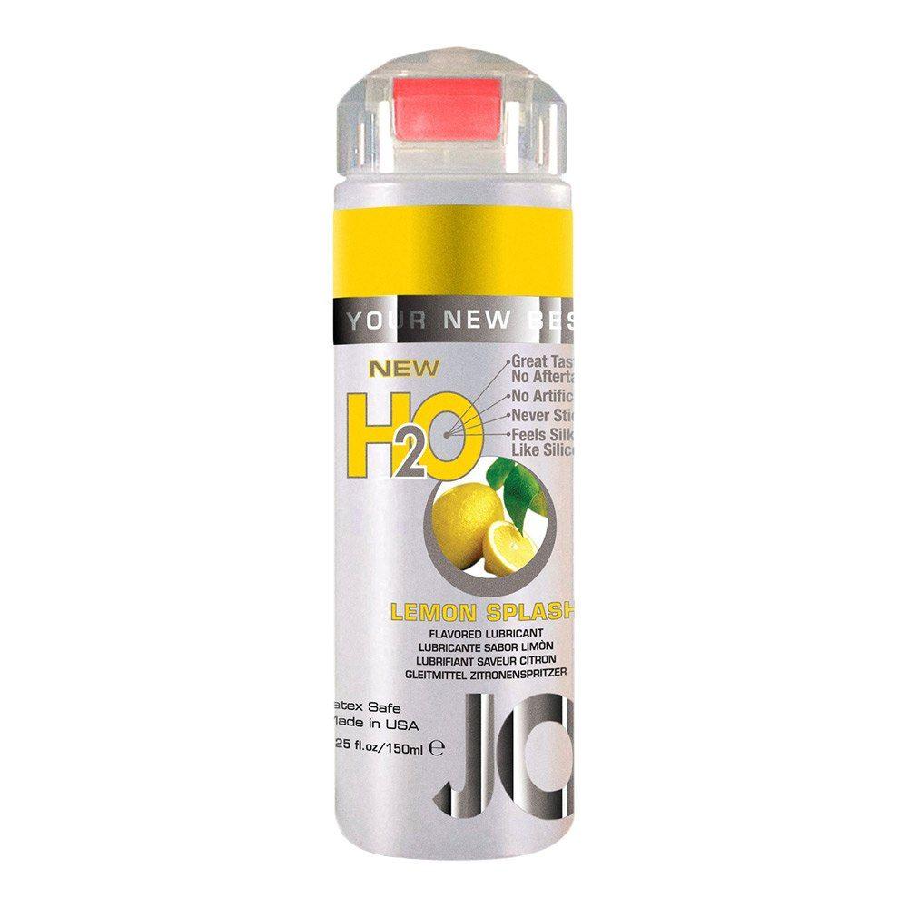 Image of   SYSTEM JO H2O FLAVORED VATTENBASERAT GLIDMEDEL MED SMAK - Citron