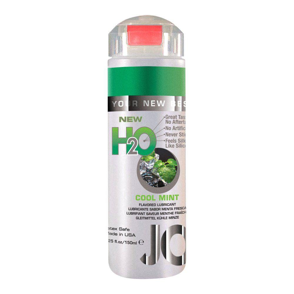 Image of   SYSTEM JO H2O FLAVORED VATTENBASERAT GLIDMEDEL MED SMAK - Cool mint