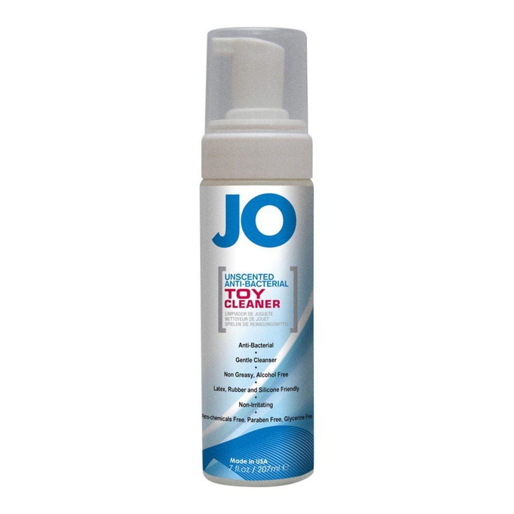 Image of   SYSTEM JO TOY CLEANER ANTIBAKTERIELL RENGÖRINGSSPRAY - 207 ml