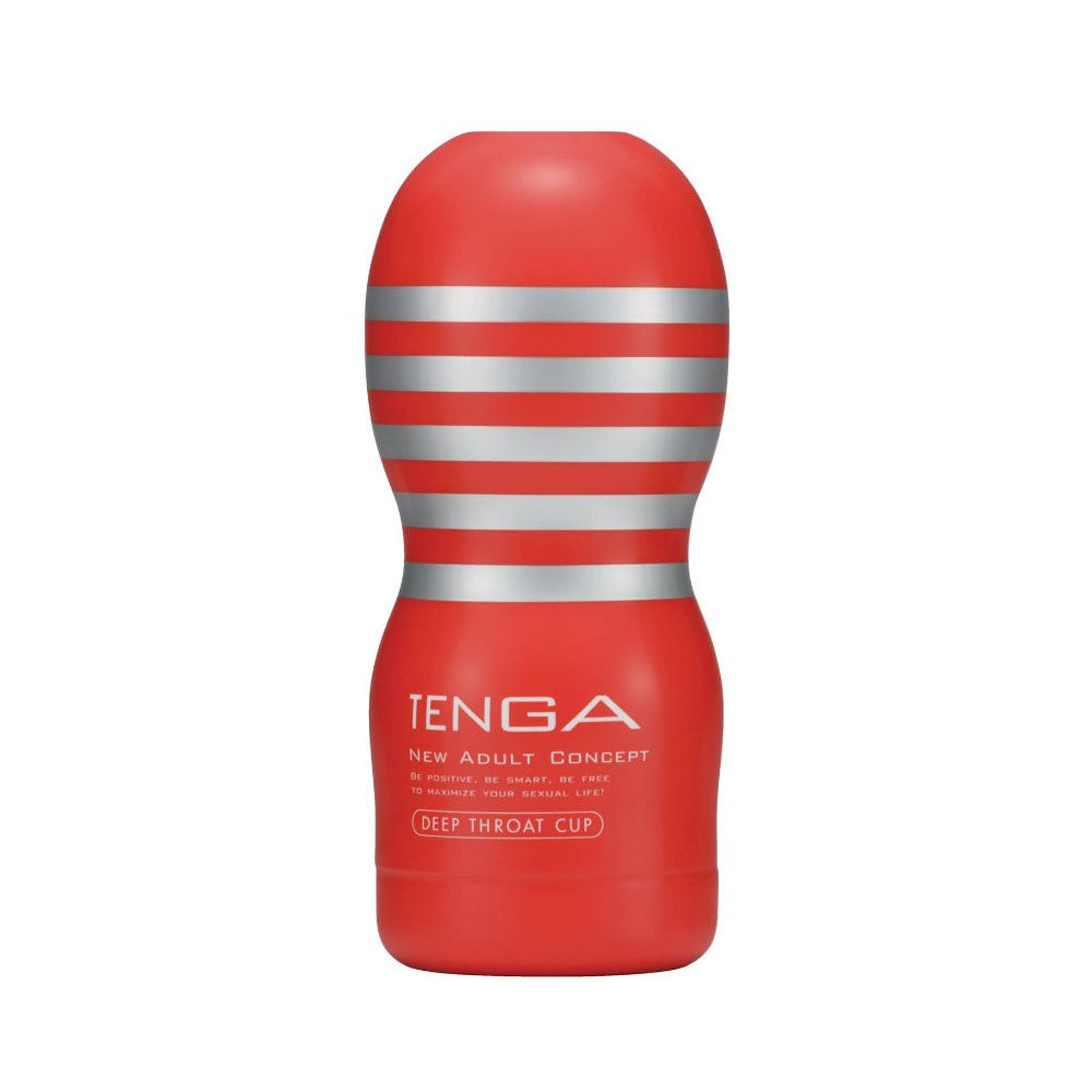 Image of   TENGA DEEP THROAT CUP - MASTURBATOR