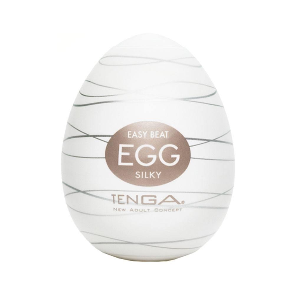 TENGA Egg Silky-1