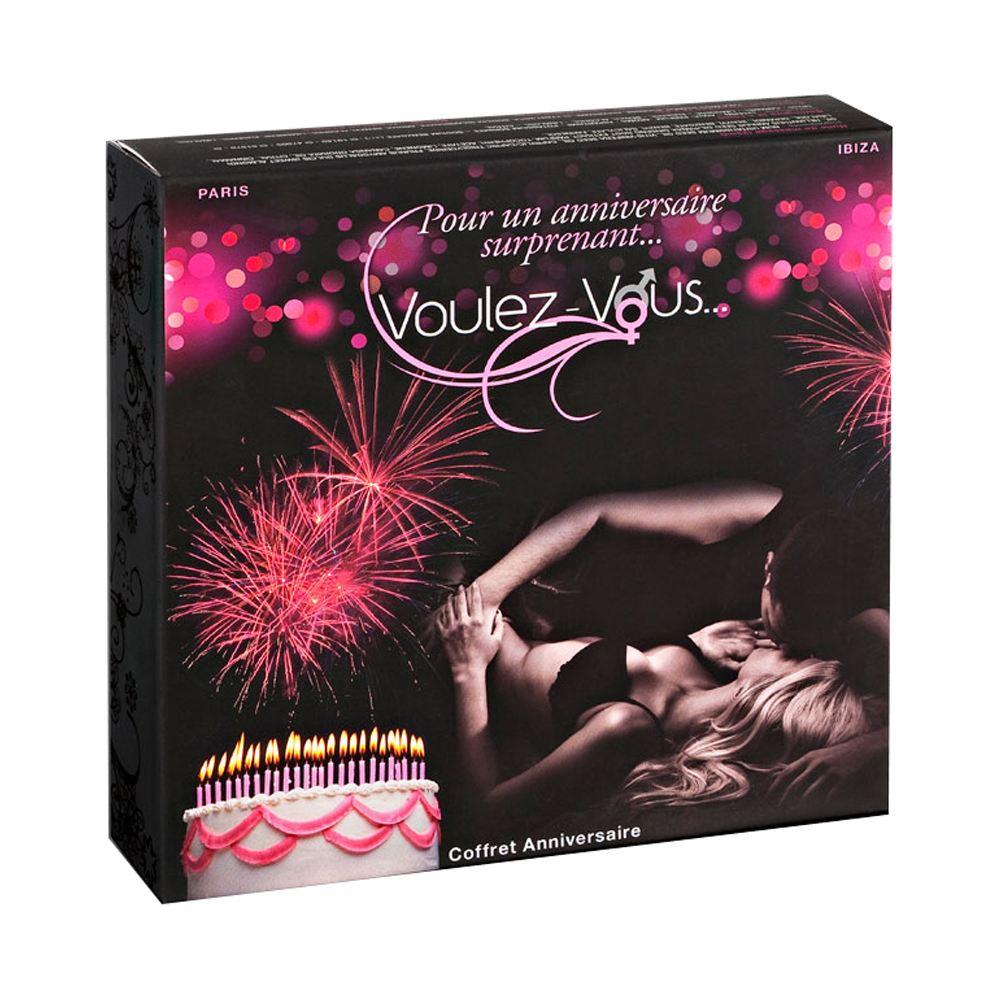 Image of   Voulez-Vous Gift Boxes - Gaveæsker - fødselaren