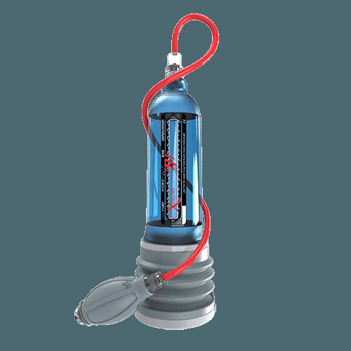 BATHMATE HYDROMAX X50  -  PENISPUMPE-Blå