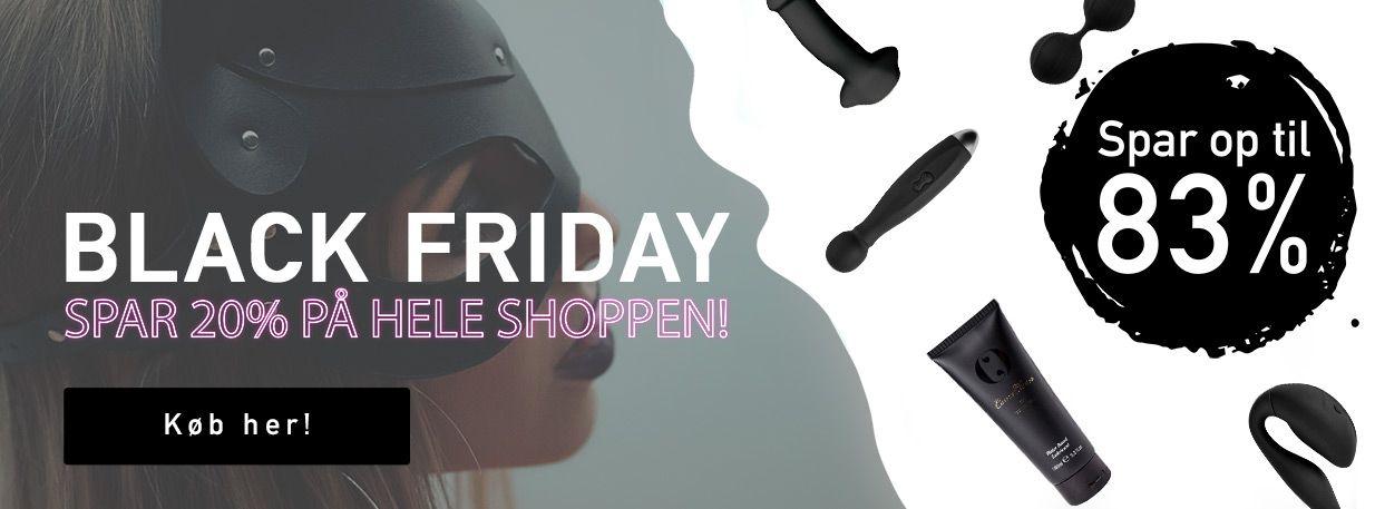 Black Friday tilbud Kvinder sexshopDK1