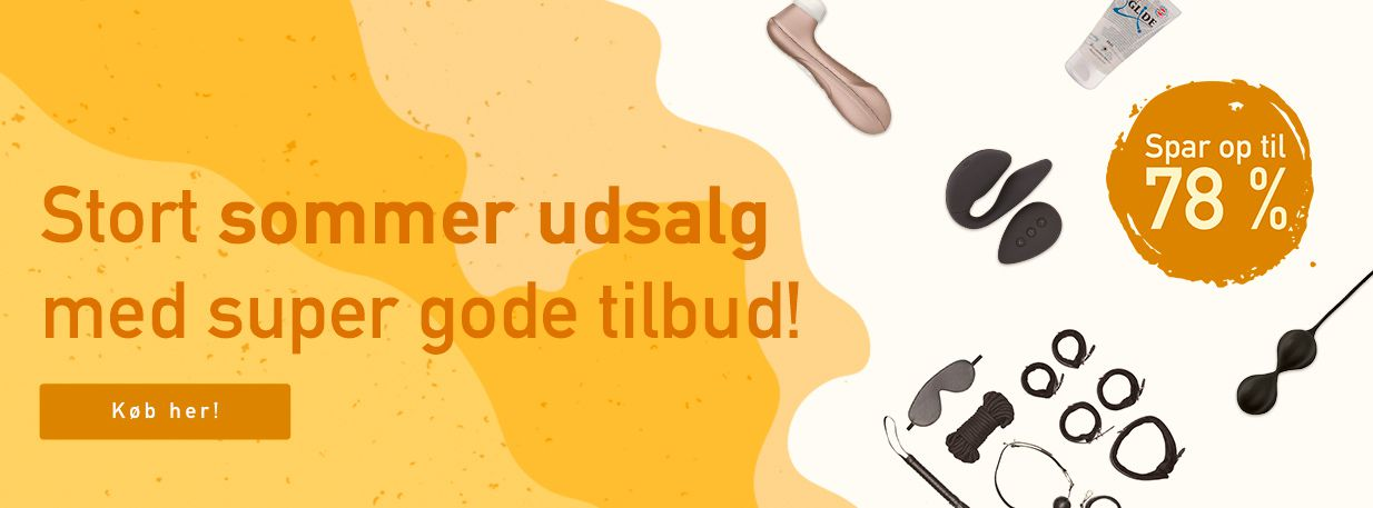 sexlegetoej tilbud sommer udsalg sexshop DK