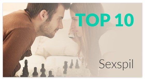 Top 10 Sexspil hos Sexshop DK