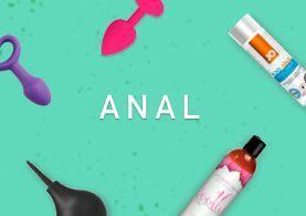 Prøv Anal sexlegetøj